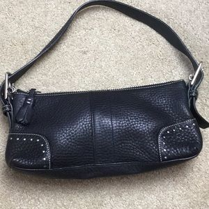 Small Coach Leather Bag